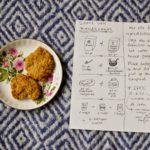 Recept: Simpele 'soort van zandkoekjes'