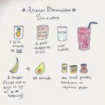 Recept: Ananas-Bosvruchten smoothie