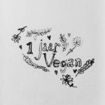 1 jaar vegan!