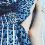 Een brief aan mijn lange benen