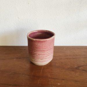Roze mini kopje