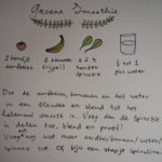 Recept: groene smoothie