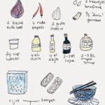 Recept: Rode kool met rijst en tempeh